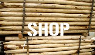 Bovenschutte Kastanjehout online winkel